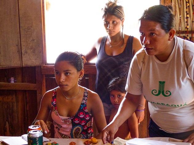Artesãs de Jamaraquá