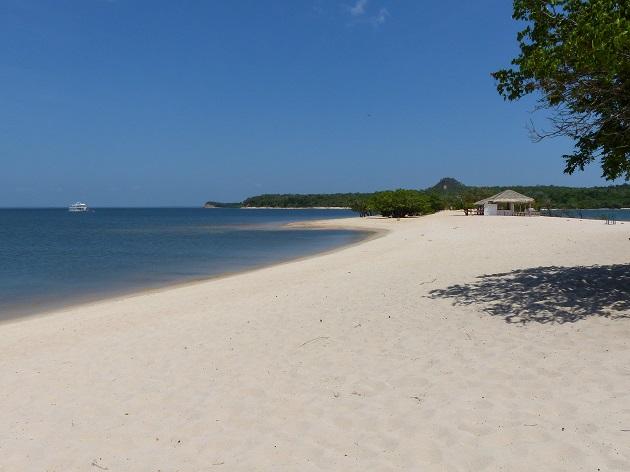 Praia da Ilha do Amor
