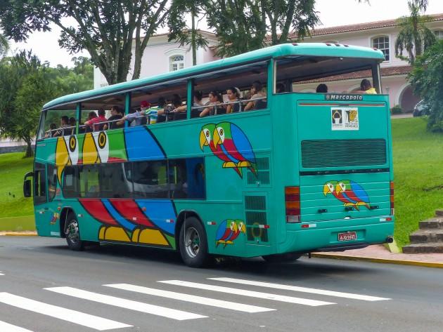 Ônibus Cataratas