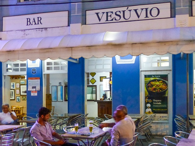 Bar Vesúvio em Ilhéus