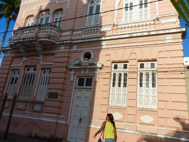 Casa do Coronel Misael em Ilhéus