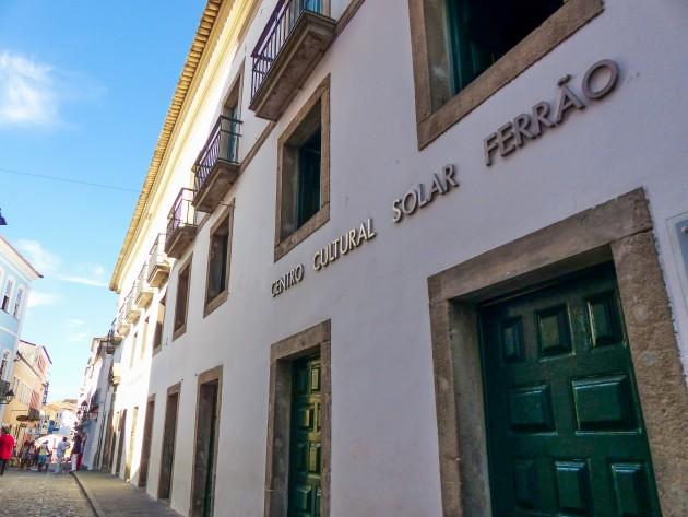 Centro Cultural Solar Ferrão