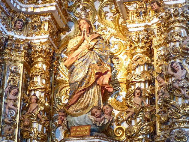 Imagem da Igreja de São Francisco