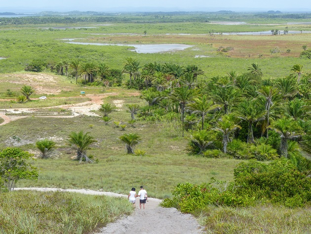 O que fazer na Península do Maraú - Morro do Farol
