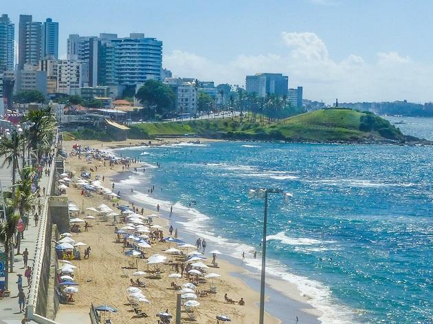 Praia do Farol - Salvador