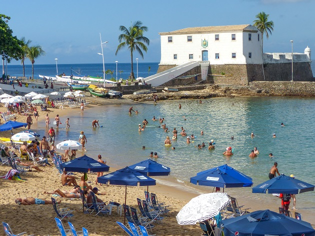 Praia do Forte - Salvador