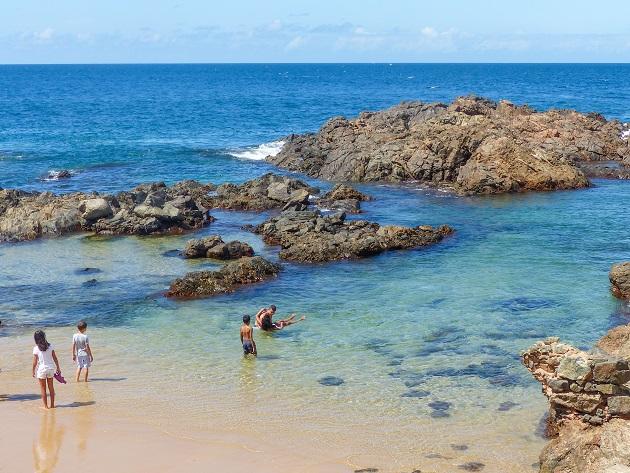 De ônibus pelas melhores praias de Salvador