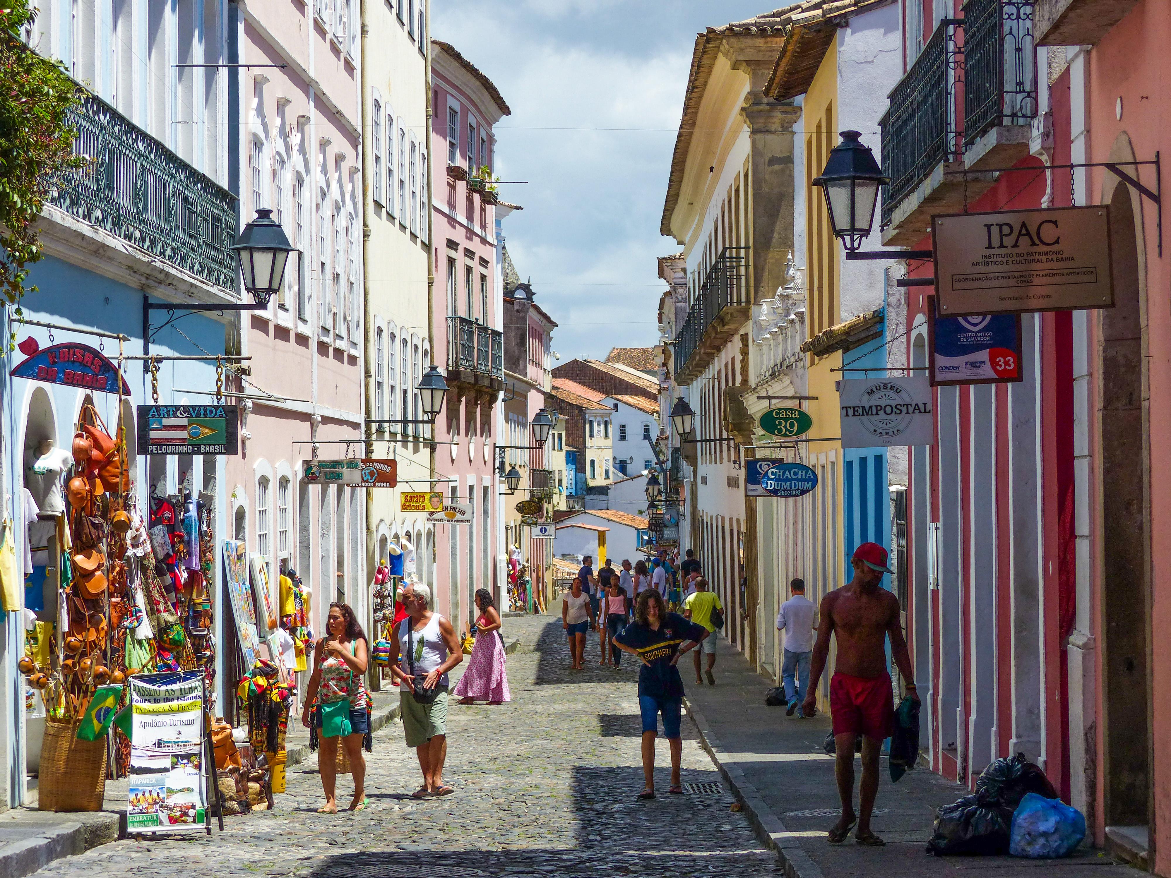 Rua Gregório de Matos Salvador