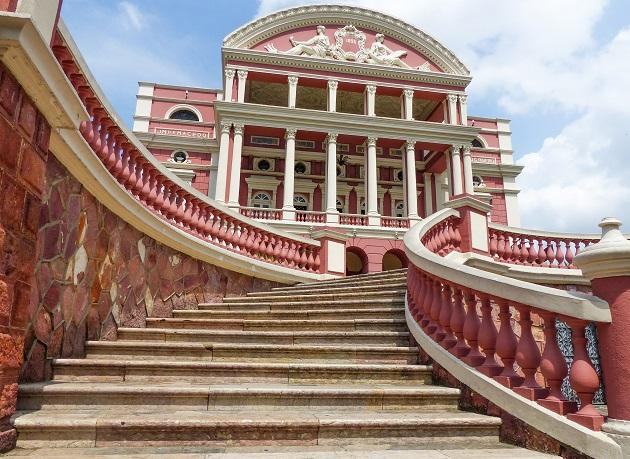 Atrações turísticas de Manaus II