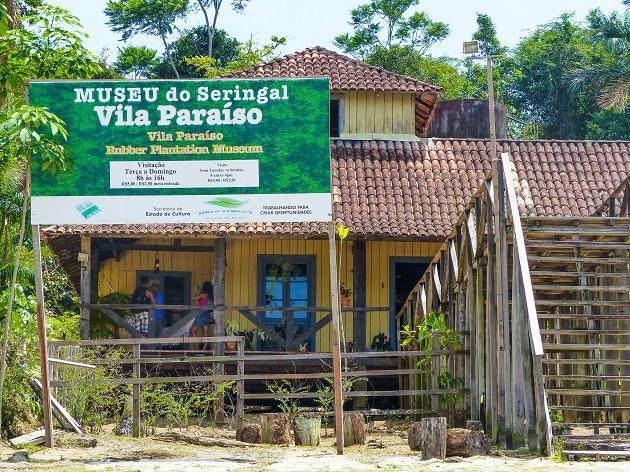Manaus:  o imperdível Museu do Seringal Vila Paraíso (com fotos)