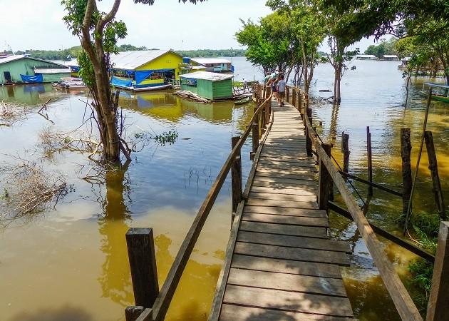 Encontro das Águas de Manaus: A segunda parte do passeio