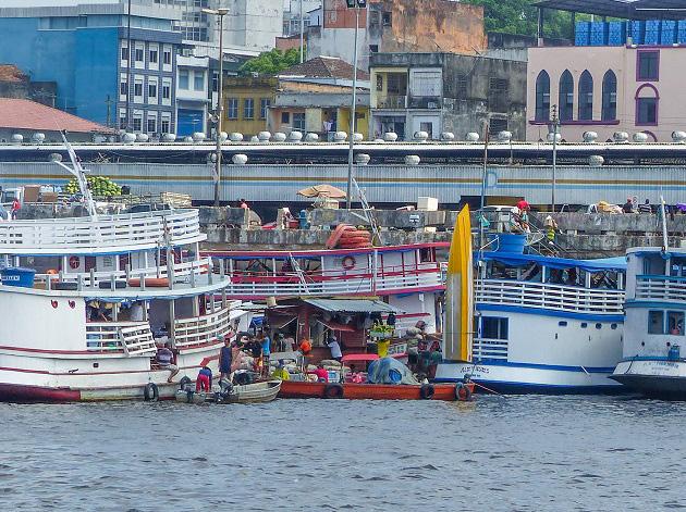 O que ver em Manaus 2