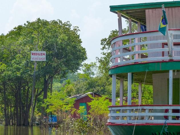 O que ver em Manaus II