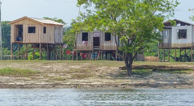 Passeios de barco em Manaus