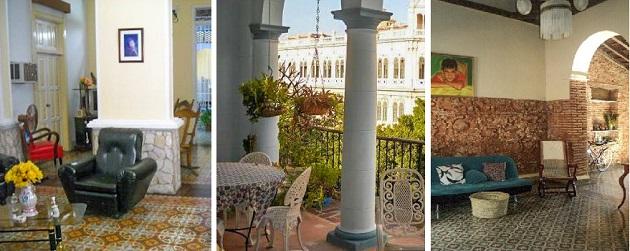 Minhas casas em Cuba