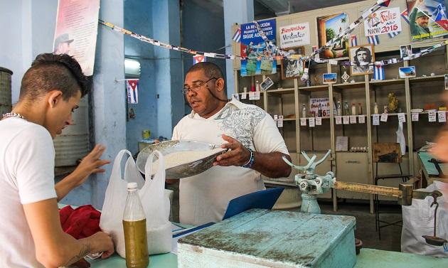 Armazém em Havana