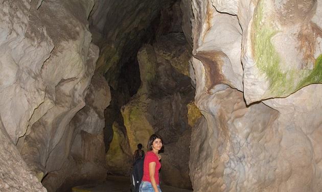 Caverna do Vale dos Viñales.
