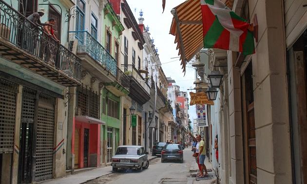 Havana Vieja - Calle O'Reilly