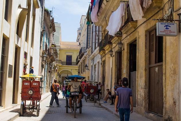 O que ver em Havana - Calle Brasil