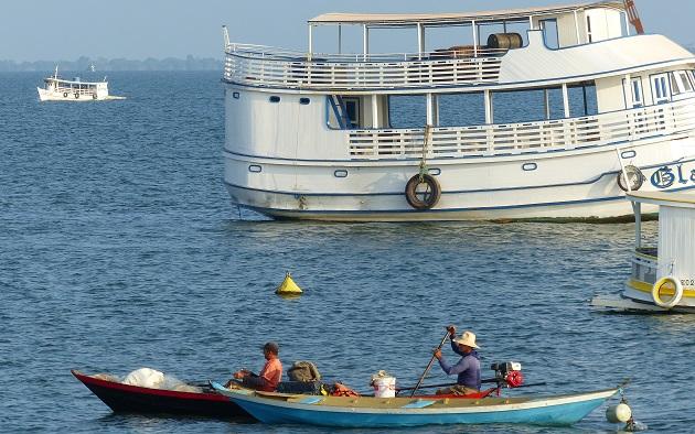 Barcos de Santarém 2