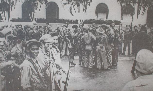 Combatentes - Cuba