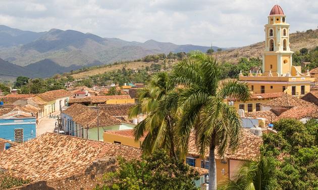 Cuba - Trinidad I