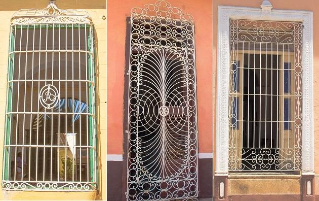 Janelas e portas de Trinidad