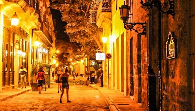 Havana à noite