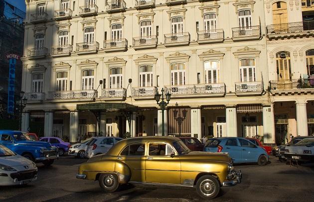 Havana - Hotel Inglaterra I