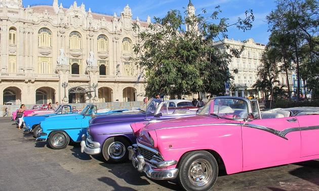 Havana - Parque Centra II
