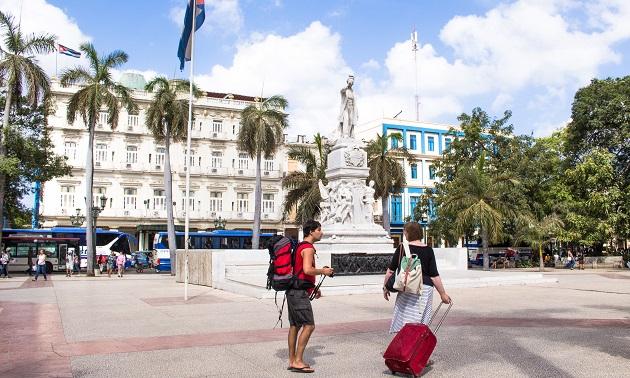 Havana - Parque Central 1