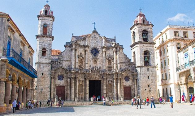 Havana - Plaza de la Catedral I