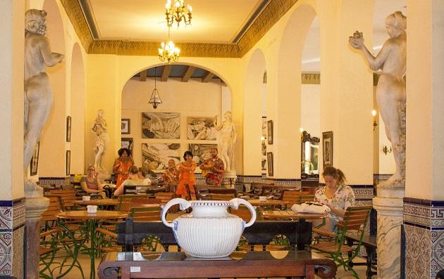 Hotel Sevilha - Havana