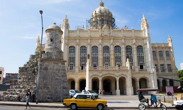 Museu da Revolução - Cuba