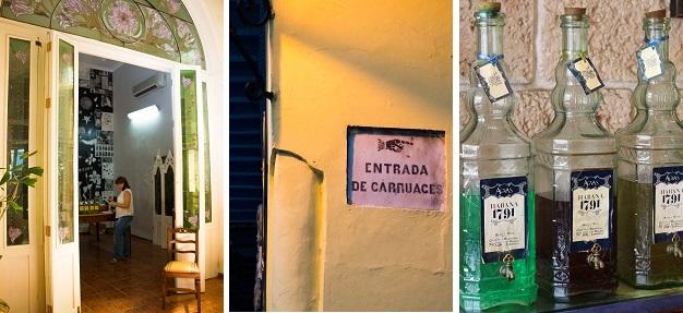 O que conhecer em Havana - Mercaderes
