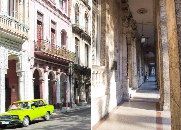 Paseo del Prado - Havana