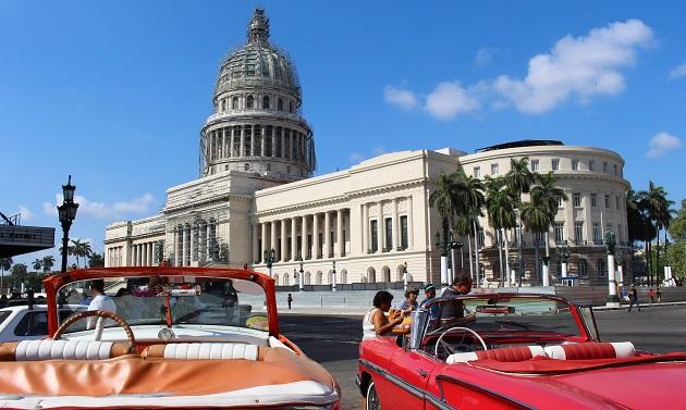 Minha versão do cartão-postal de Havana.