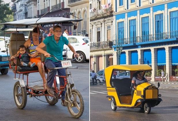 Taxis Cubanos