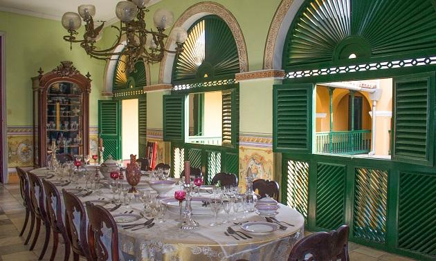 Trinidad - Museu Romântico
