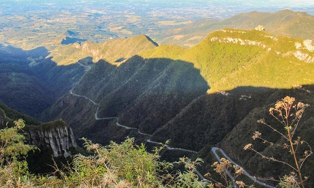 Como é, de verdade, subir a Serra do Rio do Rastro, em Santa Catarina