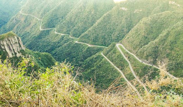 Serra do Rio do Rastro - Como chegar
