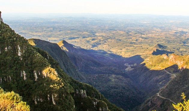Serra do Rio do Rastro - SC I