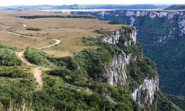 Cânion Fortaleza - Cambará do Sul