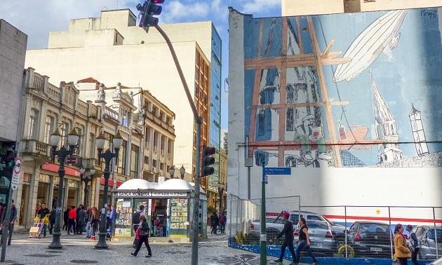 Curitiba - O que ver I