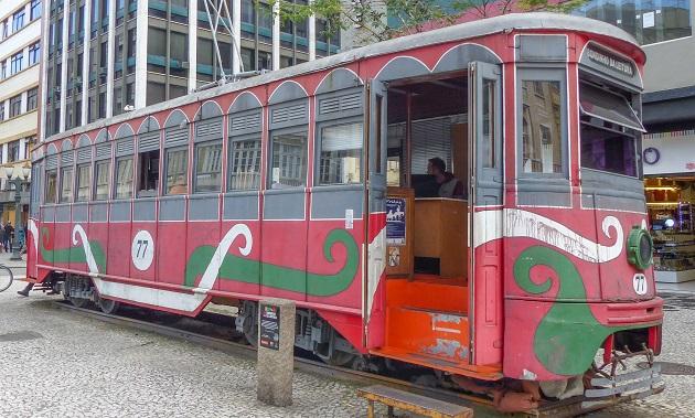 Curitiba - Pontos Turísticos I