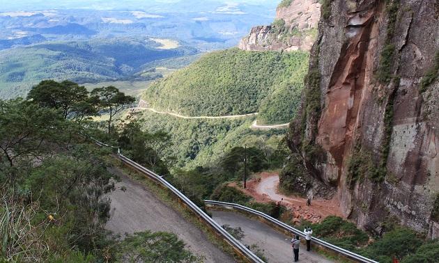 Serra do Corvo Branco - como chegar I