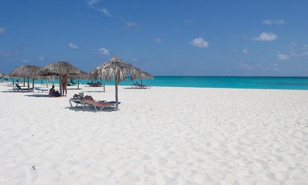 Praia Sirena.