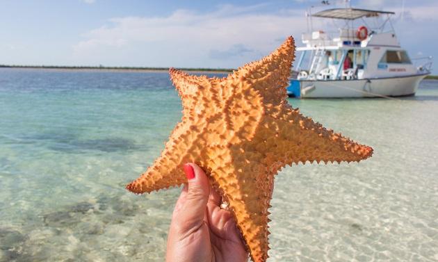 Um dia de paraíso nas praias de Cayo Largo, em Cuba