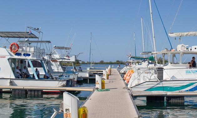 Marina de Cayo Largo - Cuba