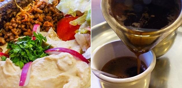 Melhor restaurante árabe de Curitiba